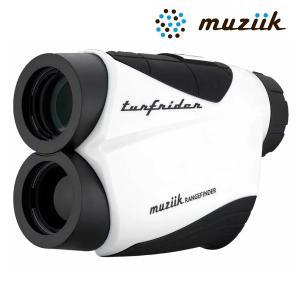 ムジーク muziik ターフライダーレーザー距離計測器 Turfrider Laser Range...
