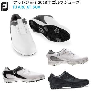 フットジョイ ARC XT BOA メンズ ゴルフシューズ FJ アーク 2019年モデル(取寄)