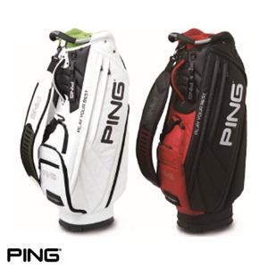 ピンゴルフ CB-P191 キャディバッグ メンズ 2019年モデル ( 9.5インチ 3.5kg ...