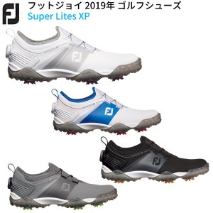 フットジョイ スーパーライト XP メンズ ゴルフシューズ 2019年モデル(取寄)
