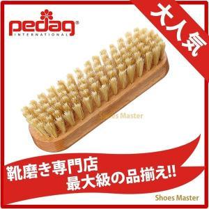 豚毛ブラシ 製品の特徴:繊維に入り込んだ汚れにはコシのある豚の毛を使用した豚ブラシ。ペダック製です。...