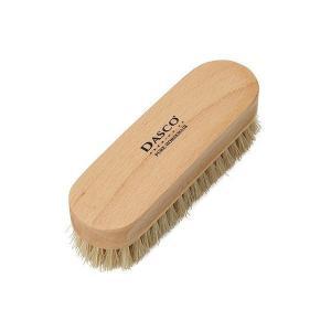 靴磨き ブラシ DASCO ダスコ ホースヘアブラシ スモー...