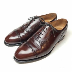 メーカーLLOYD FOOTWEAR サイズ8 実寸アウトソール全長:29.5、甲幅:10.5、ヒー...