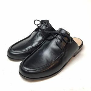 ペリーコ PELLICO レザー スリッパ サンダル 36 レディース 靴 【中古】|b-living