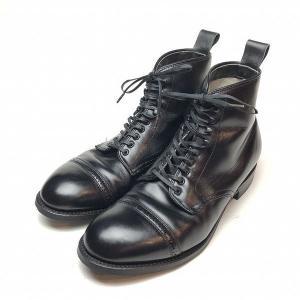 オールデン ALDEN キャップトゥ ブーツ 7 メンズ 靴【中古】