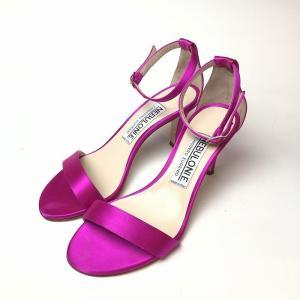 メーカーNEBULONIE サイズ37.5 実寸甲幅:8.5、ヒール:7.5 カラー蛍光ピンク 状態...