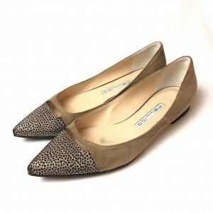 レディース 靴 PELLICO ペリーコ ANDREA アンドレア フラットシューズ 36.5 【中古】|b-living