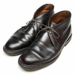 オールデン ALDEN 1272 Kudu オイルド レザー チャッカ ブーツ 8.5 メンズ 靴 ...