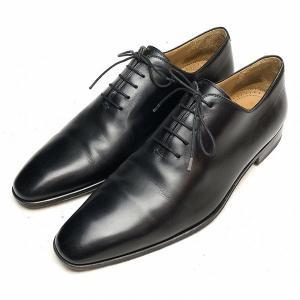 マグナーニ MAGNANNI ホールカット レザー シューズ ドレスシューズ 42 メンズ 靴   ...