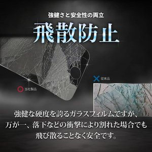 極上 ブルーライト カット ガラスフィルム 保護フィルム Switch iphone Xs iphone 7 iphone 8 plus iphone SE iphone 5|b-mart|09