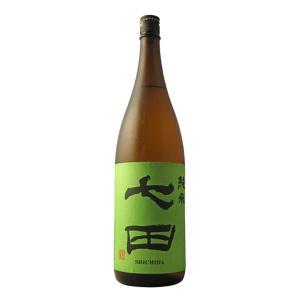 七田 純米 1800ml 「日本酒・佐賀県・天山酒造」|b-miyoshi