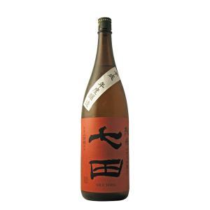 七田 七割五分磨き 純米 山田錦 1800ml「日本酒・佐賀県・天山酒造」|b-miyoshi