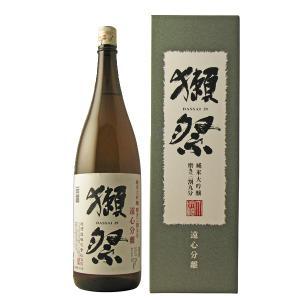 獺祭(だっさい) 遠心分離 磨き三割九分 純米大吟醸 1800ml 「日本酒/山口県/旭酒造」