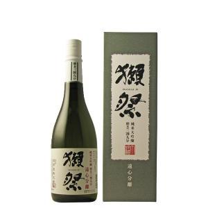 日本酒 獺祭 だっさい 磨き三割九分 純米大吟醸 遠心分離 720ml 専用化粧箱入り b-miyoshi