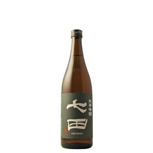七田 純米吟醸 720ml「日本酒・佐賀県・天山酒造」|b-miyoshi