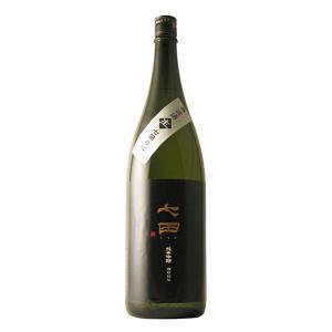 七田 2020 純米吟醸無濾過生 雄町 1800ml 「日本酒・佐賀県・天山酒造」|b-miyoshi