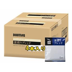 D 送料無料 (2)ドトールコーヒー ドリップパック 深煎りブレンド4P(6.5gX4P)|b-o-d2