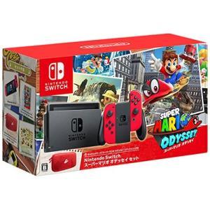 新品 Nintendo Switch スーパーマリオ オデッセイセット 送料無料