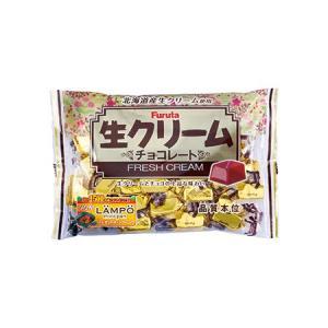 【在庫限りの超特価!】 D-1 送料無料 ★フルタ製菓 生クリームチョコ 184g 1袋★ ポイント 消化|b-o-d2