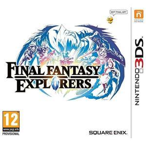 新品特価 3DS ファイナルファンタジーエクスプローラーズ 送料無料|b-o-d2