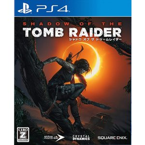 ネコポス発送 送料無料 在庫あり 新品 PS4 スクウェア エニックス シャドウ オブ ザ トゥームレイダー|b-o-d2