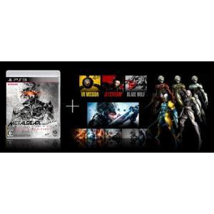新品特価 PS3 メタルギア ライジング リベンジェンス スペシャルエディション 送料無料|b-o-d2|02