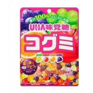 D-1  送料無料 選べる ★味覚糖 コグミ 3種から2個セット★ ポイント 消化 501円