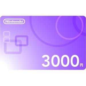 ニンテンドープリペイドカード3000円(プリペイドカード) 新品プリペイドカード   一部・全額Tポ...