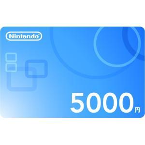 ニンテンドープリペイドカード5000円(プリペイドカード) 新品プリペイドカード   一部・全額Tポ...