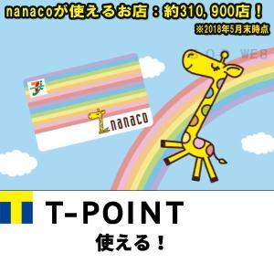ナナコギフト nanacoギフト 5000円分 【Yahoo】 ポイント消化にナナコギフト