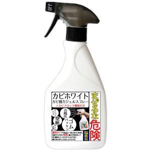 カビ取り 強力ジェルスプレー 防カビ機能付き 塩素臭軽減 お風呂の壁 床 ゴムパッキン タイル目地 壁紙の画像
