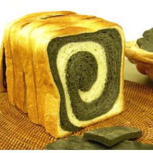 竹炭メルシー [1斤] 食パン|b-parfun