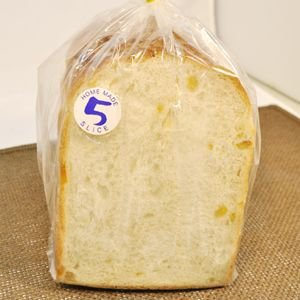ゆずトースト 食パン
