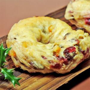 フルーツグラノーラ ベーグル 天然酵母パン|b-parfun