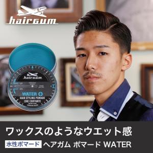 ヘアガム hairgum ポマード ウォーター 100g メンズ スタイリング|b-proshop