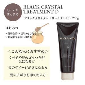 ブラッククリスタル トリートメント D 250g haru 髪のパサつき うねり まとまり トリートメント|b-proshop|06