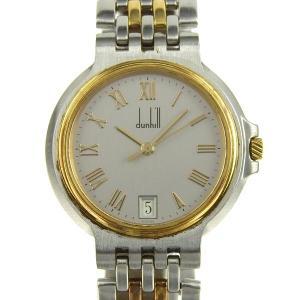 商品名:dunhill ダンヒル エリート 2ロウ メンズ クォーツ 腕時計 【時計】 自社管理番号...
