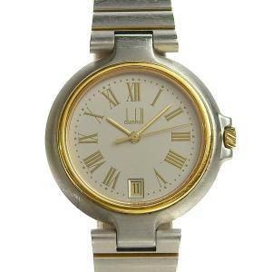 商品名:dunhill ダンヒル ミレニアム メンズ クォーツ 腕時計 【時計】 自社管理番号:20...