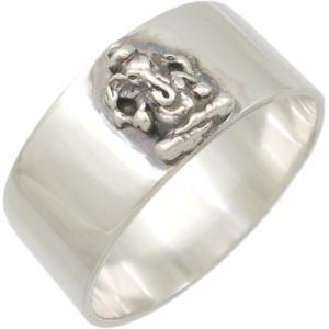 ガネーシャ シルバー リング(指輪)