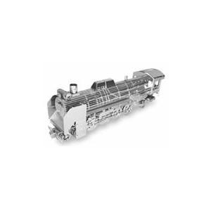 テンヨー メタリックナノパズル D51-498号機形蒸気機関 b-side-toy