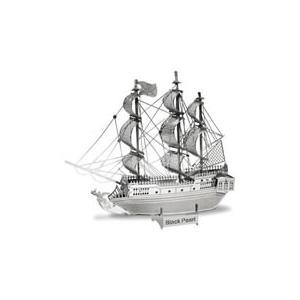 テンヨー メタリックナノパズル ブラックパール号 b-side-toy