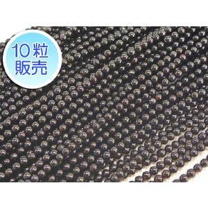 オニキス 約2mm 10粒販売 パワーストーン ビーズ ラウンド型  天然石|b-soft