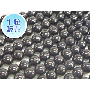 オニキス 約6mm 1粒販売 パワーストーン ビーズ ラウンド型  天然石|b-soft