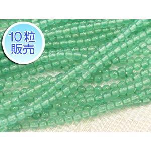 アベンチュリン 約2mm 10粒販売 パワーストーン ビーズ ラウンド型  天然石|b-soft
