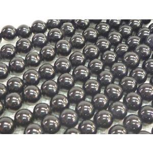 オニキス ラウンド 連販売 約6mm 天然石ビーズ ♪|b-soft