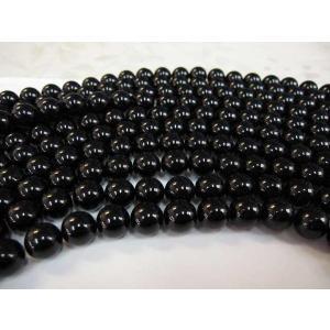 オニキス ラウンド 連販売 約10mm 天然石ビーズ|b-soft