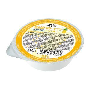 高カロリーゼリー たんぱくゼリー・セブン パイン味 70g