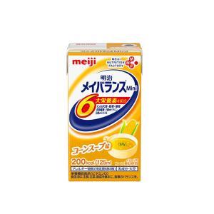明治 メイバランスミニ (Mini) コーンスープ味 125ml×24本