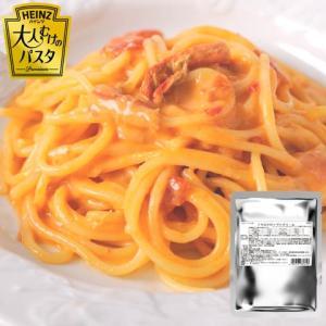 低たんぱくパスタソースハインツ 大人むけのパスタ イセエビのトマトクリーム 100g