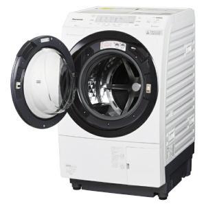 ドラム式洗濯乾燥機 [パワフル滝コース新搭載] クリスタルホワイト【洗濯10.0kg/乾燥6.0kg...
